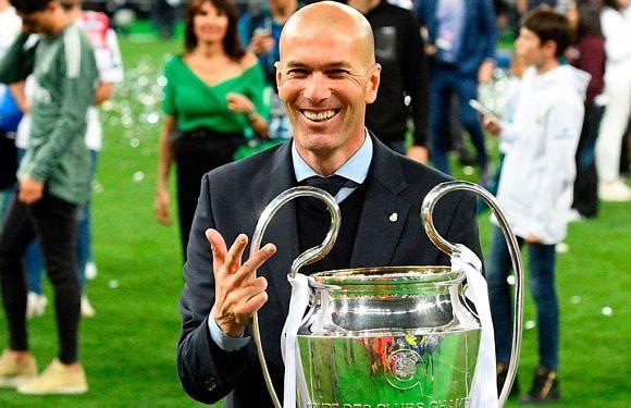 #BlancoYEnBotella | Zinedine Zidane, el alfa y el omega del madridismo