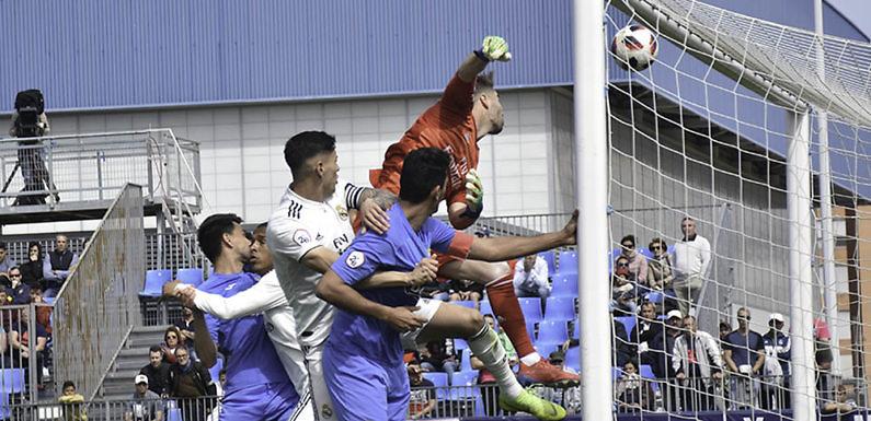 #LaFábrica | Luca Zidane salva un punto en Fuenlabrada (0-0)