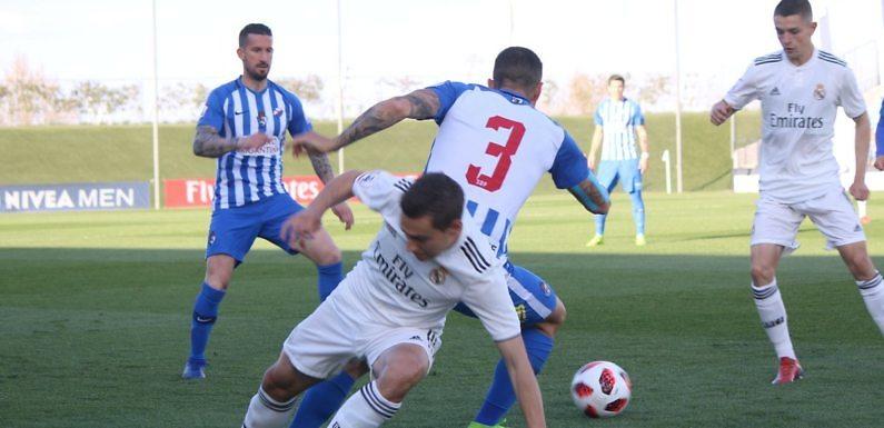#LaFabrica | Justo reparto de puntos en el Di Stéfano (0-0)