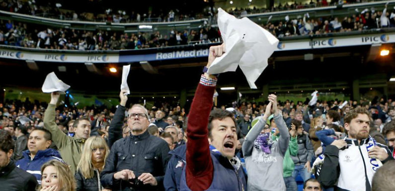 <h3 class='subtit' style='margin-top: -12px; color: #717171;'>Palabra de don Santiago Bernabéu</h3> Opinión | Madridismo tóxico