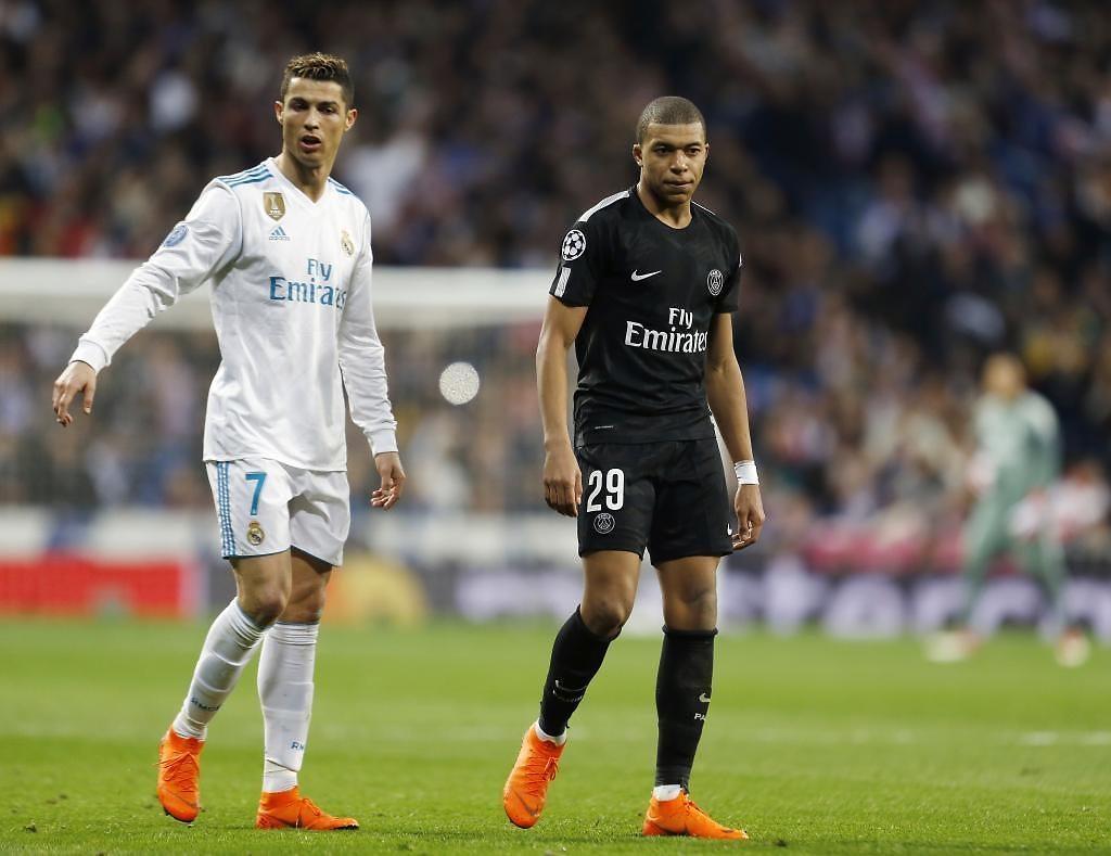 El fichaje de Mbappe como el nuevo Cristiano Ronaldo del Real Madrid