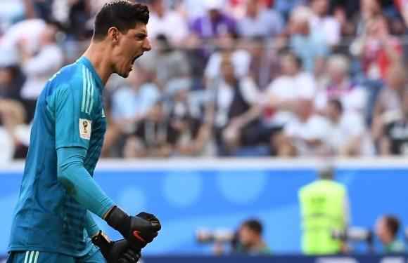 <h3 class='subtit' style='margin-top: -12px; color: #717171;'>Thibaut Courtois sí tiene el beneplácito de Zidane</h3> Opinión Real | Courtois no se puede ir