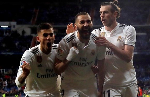#Minuto93 | Real Madrid 3 Huesca 2 (Liga Santander 2018-19)