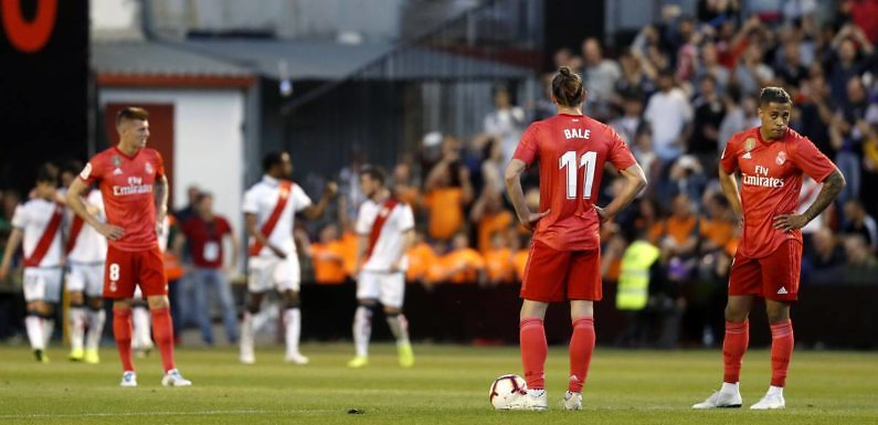 Minuto 93 | Rayo Vallecano 1 Real Madrid 0 (Liga 2018-2019)