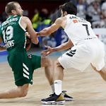 Primer match-ball blanco ante el Panathinaikos
