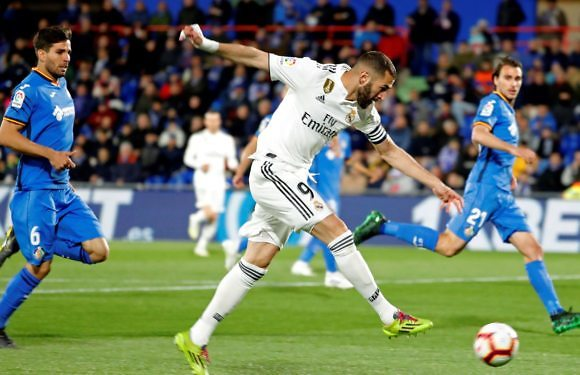 Minuto 93 | Getafe 0 Real Madrid 0 (Liga 2018-2019)