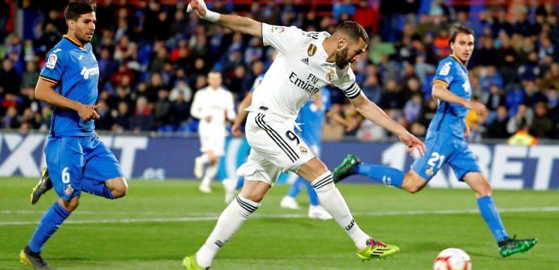 Minuto 93 | Getafe 0 Real Madrid 0 (Liga 2018-2019)