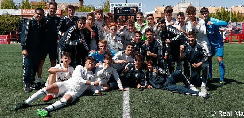 La Fabrica | El Cadete B se proclama campeón liguero
