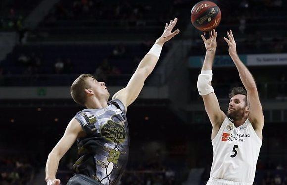 Liga ACB | Campazzo y Rudy culminan una gran semana blanca (94-89)