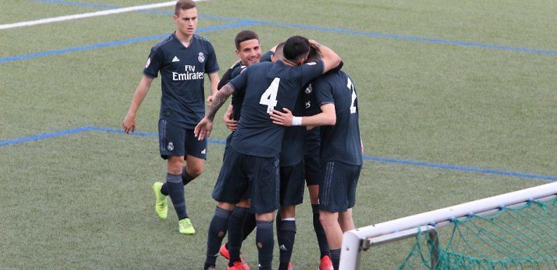 RM Castilla | Doloroso pinchazo en Guijuelo (2-1)