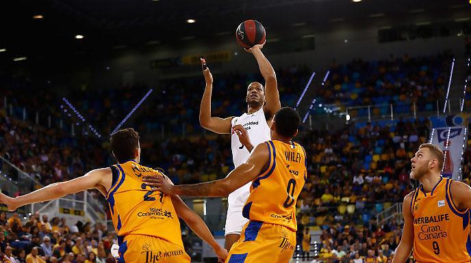Liga ACB | Trabajadísimo triunfo en las Islas (71-77)