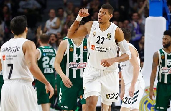 <h3 class='subtit' style='margin-top: -12px; color: #717171;'>Real Madrid - Panathinaikos</h3> Previa Euroliga | Llegan los Playoffs al WiZink Center