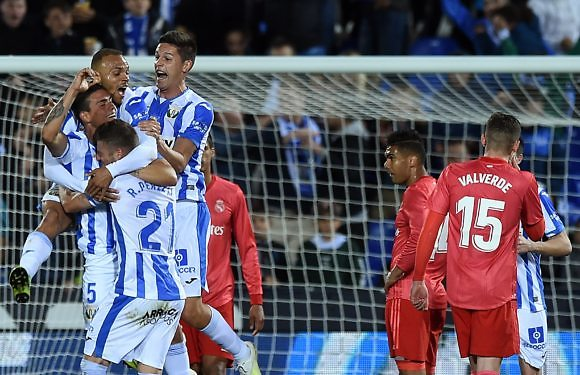 Minuto 93 | Leganés 1 Real Madrid 1 (Liga 2018-2019)