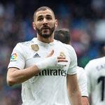 El delantero madridista Karim Benzema, ha sido el mejor jugador del Real Madrid esta temporada