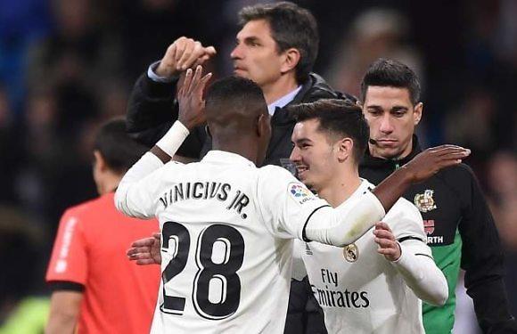 Los jóvenes son el futuro del Real Madrid