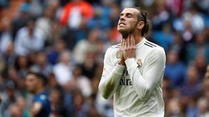 Año en blanco Real Madrid 2018-2019 Gareth Bale