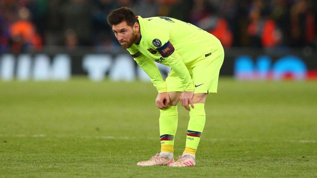 el mejor de la historia Real Madrid FC Barcelona Messi Liverpool fracaso Champions