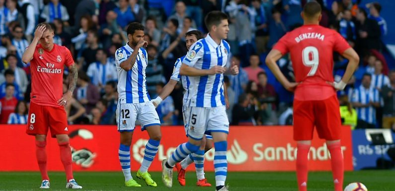 Minuto 93 | Real Sociedad 3 Real Madrid 1 (Liga Santander 2018-2019)