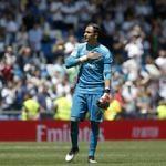 Real Madrid 0 Real Betis 2 Liga Santander 2018-2019 Keylor Navas Santiago Bernabéu