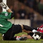 Paradas Iker Casillas mejores momentos final Champions Glasgow Berbatov Bayern Leverkusen