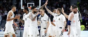 momento de las leyendas Real Madrid baloncesto Final Four 2019