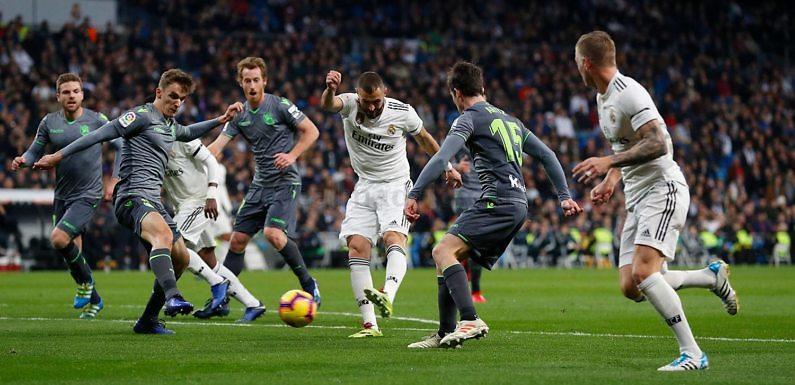 Real Sociedad – Real Madrid | El regreso de Karim Benzema