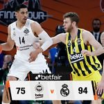 Final Four 2019 Victoria agridulce Real Madrid Fenerbahce Ayon Melli