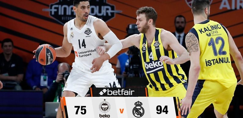Final Four 2019 | Victoria agridulce ante Fenerbahce (75-94)