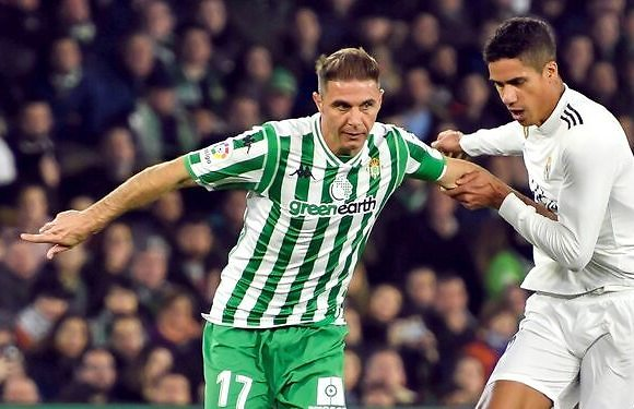 Previa Real Madrid – Real Betis: El final de una pesadilla
