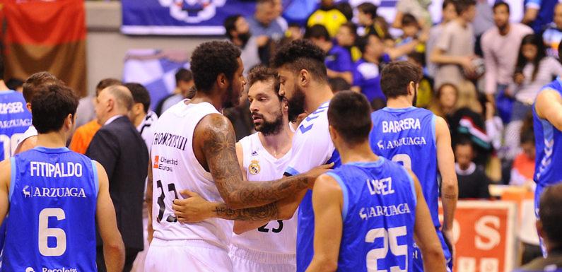 Liga ACB | Causeur pone líder al Real Madrid en Burgos (84-102)