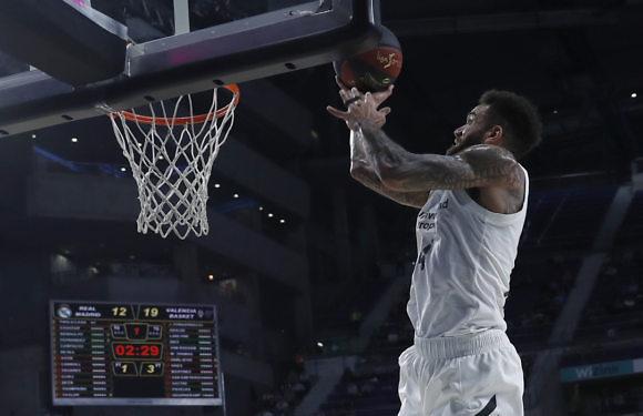 Liga ACB | Causeur y Taylor no dan tregua al Valencia Basket (83-77)