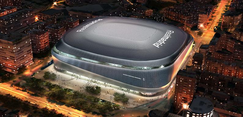 El Santiago Bernabéu del Siglo XXI