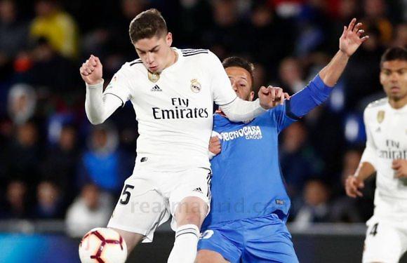 Fede Valverde incluye su nombre en la valiosa lista de Zidane