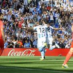 Crónica Real Real Sociedad 3 Real Madrid 1 Anoeta Liga Santander 2018-2019