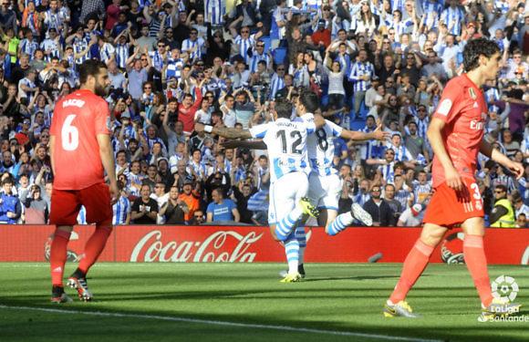 Crónica Real | Jugando así, es muy difícil ganar (3-1)