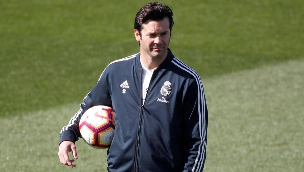 Temporada para olvidar Real Madrid Solari