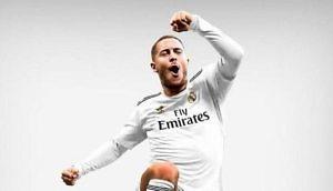 Eden Hazard Real Madrid presentacion