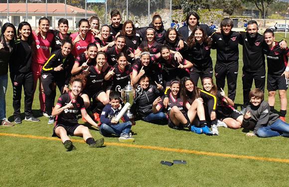 Del CD Tacón al Real Madrid Femenino