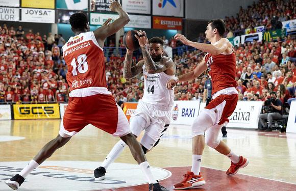 PlayOffs ACB   El Madrid ya espera rival en semis (73-88)