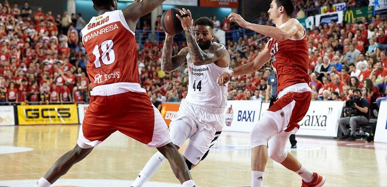 PlayOffs ACB | El Madrid ya espera rival en semis (73-88)