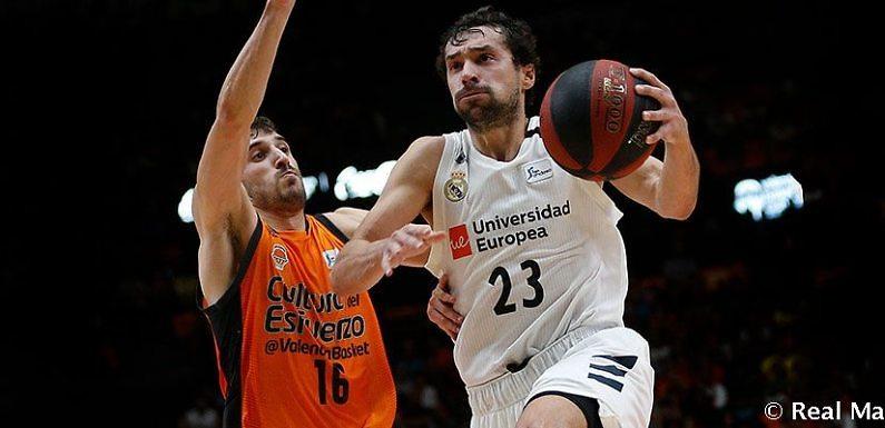 Previa ACB   El Madrid se enfrenta al Valencia en semis
