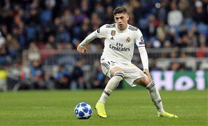 Fede Valverde Real Madrid