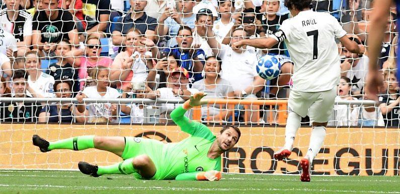 #FiestaCCM2019 | 9 goles y mucha diversión en el Bernabéu (5-4)