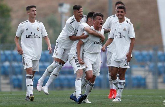 La Fábrica | Plantilla Real Madrid Juvenil A 18-19, ¿futuro?