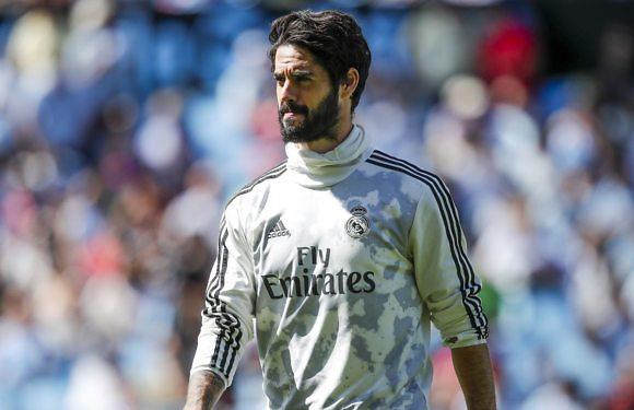 Sentimiento Real   ¿Qué hace todavía Isco en el Madrid?