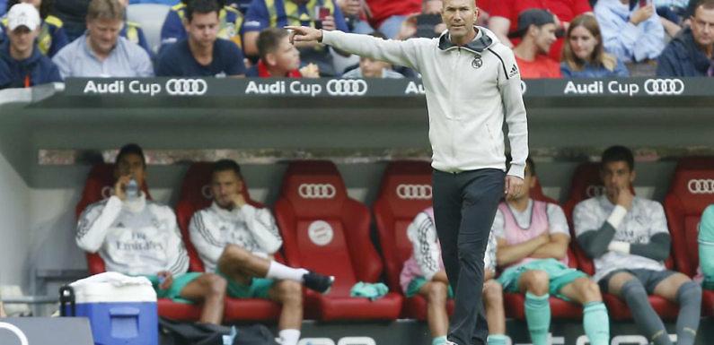 Zidane sigue sin encajar las piezas