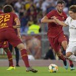 Juego Real Madrid Modric Roma