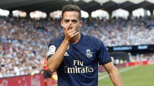Lucas Vázquez Real Madrid Balaidos Gol