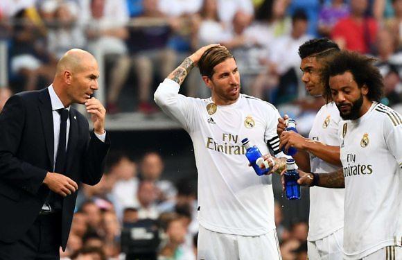 The return of Zinedine Yazid Zidane