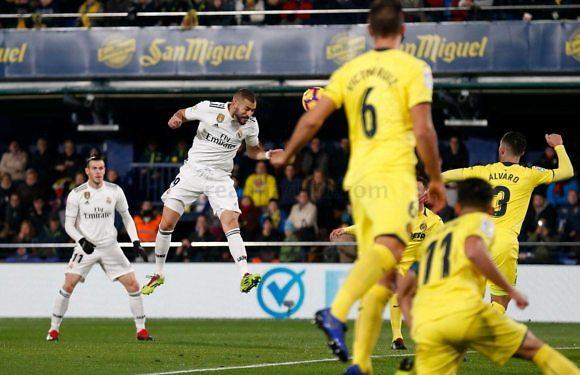 Previa Villarreal – Real Madrid  | El Real Madrid quiere volver a su cauce